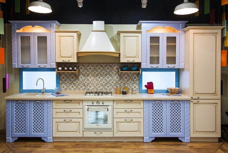 Пример изготовленной кухни 4